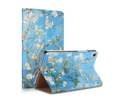 Apricot Flower Painting Tablet Case for Mipad 4 Plus