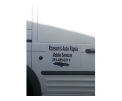 Affordable Mobile Auto Repair Services in Houston, TX