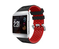 KALOAD Silicone Smart Watch Bracelet Band Adjustable Strap Replacement Belt Breathable For Fitbit Io