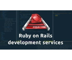 Ruby on Rails Development Services   Start 15 Days Risk-Free Trial Today