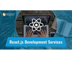 ReactJS Development Services   Start 15 Days Risk-Free Trail Today