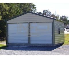 Shop Metal Garage Buildings Online Today