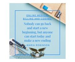 Make a New Ending - Online Medical Billing & Coding
