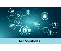 Experience Smart Monitoring with IoT Solution Providers