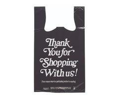 Black Shopping Bag - 600 Pieces  Per Unit