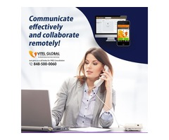 Communicate Effectively and Collaborate Remotely with Vitel Global Communications