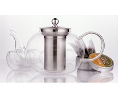 Buy Best Glass Tea Kettle With Infuser