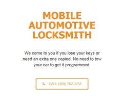 Why should I contact a Auto Lock Specialists LLC about getting a new car key?