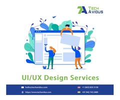 Hire UI/UX Designer