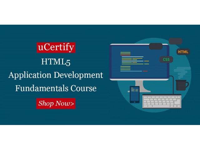 uCertify HTML5 Application Development Fundamentals   free-classifieds-usa.com