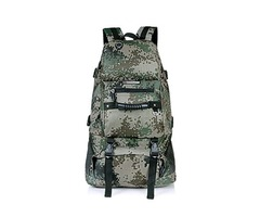 Hot Sale Nylon Large Capacity Waterproof Mountaineering Bag