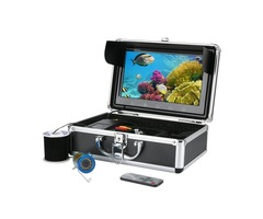 Underwater 10inch Camera HD Visual Fishing System With LCD Screen IR/LED Light Infrared Lamp ICE Fis