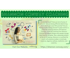 Shannon Conway Coaching| Online Personal Life Trainer