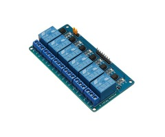 BESTEP 6 Channel 5V Relay Module With Optocoupler Protection Low Level Trigger For Arduino