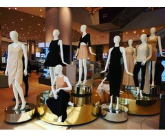 Increase sales of Store by Showcasing Outfit on Retail Display Mannequins