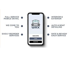 Wax Mobile Detailing | Mobile Detailing Nearby