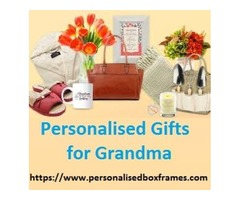 Personalised Gifts for Grandma – Personalisedboxframes