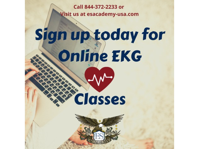 Sign up Today! – Online EKG Technician Classes | free-classifieds-usa.com