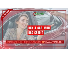 Auto Loans for People with Bad Credit: Apply Online