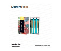 Get a 40% discount at Custom Pre-Roll Box printing