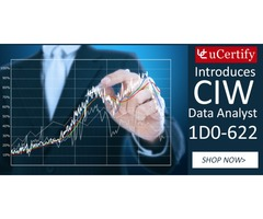 uCertify Introduces CIW Data Analyst 1D0622v1.2 Course