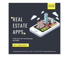 Real Estate Mobile App Development Company