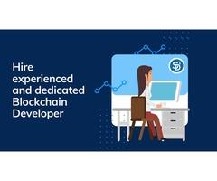 Hire Blockchain Developer - SemiDot Infotech