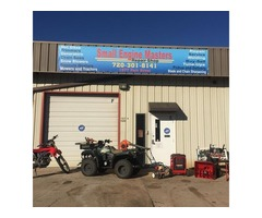 Professional Small Engine & Power Sports Service & Repair in Colorado
