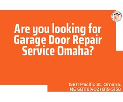Are you looking for Garage Door Repair Service Omaha?