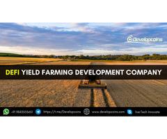 DeFi Yield Farming Development Company