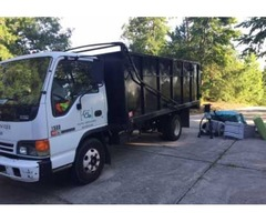 Trash and Removal Services in Garner and RTP