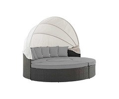 Sojourn Outdoor Sunbrella Patio Daybed - Get.Furniture