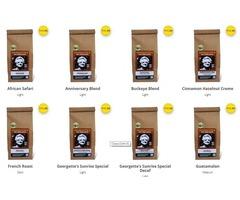 Online Local Coffee Sales | Georgettes.org