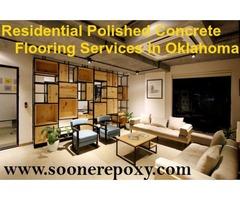 Soonerepoxy Flooring in Oklahoma Norman for your all flooring needs  Norman