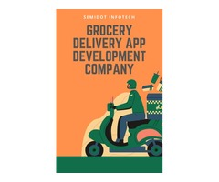 Grocery Delivery App Development Company