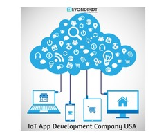 Hire our IoT app developers to drive your business growth with a smart solution