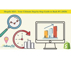 Shopify SEO – Your Ultimate Step-by-Step Guide to Rank #1 (2020)