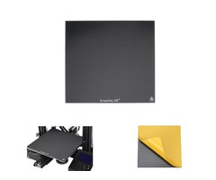 Ultrabase 310*310*3mm Glass Plate Platform Heated Bed Build Surface for Creality CR-10 Hot bed 3D Pr