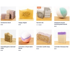 Buy natural soap in san diego