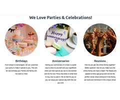 Best cruise party and Event Venue