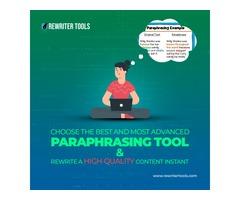 Best Free Online Paraphrasing Tool