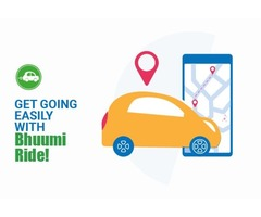 Looking for affordable rides? Switch to Bhuumi Ride
