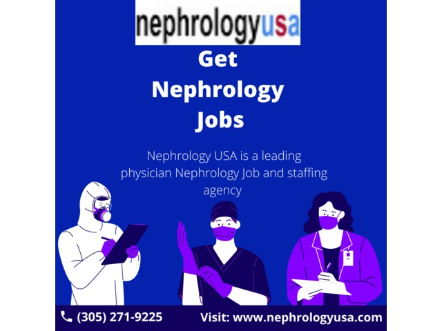Nephrology Practice Opportunities in Northern Florida   free-classifieds-usa.com