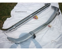 BMW 2002 Short  Stainless Steel Front And Rear Bumper