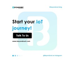 Improve your business efficiency with our IoT development company