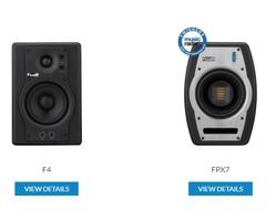 Fluid Audio FX50 Coaxial Monitors