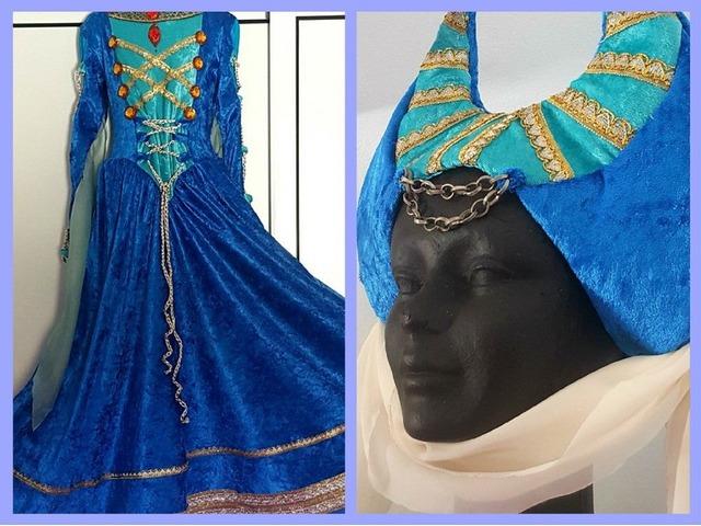 Medieval fantasy dress | free-classifieds-usa.com