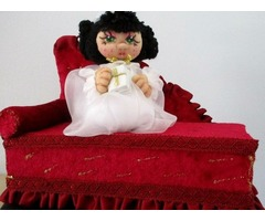 First communion gift doll