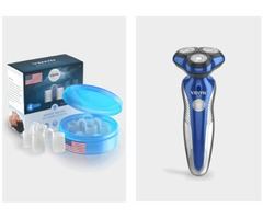 How shaving experience improved with technology