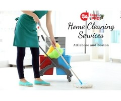 Affordable Home Cleaning Services in Attleboro and Boston on EasyGo PRO